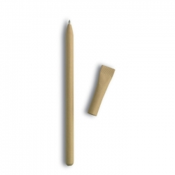 Długopis wykonany z papieru