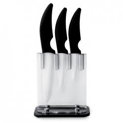 Komplet 3 noży ceramicznych