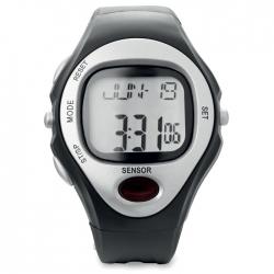 Sportowy zegarek elektroniczny