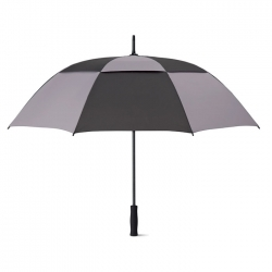 Dwukolorowy parasol 27 cali