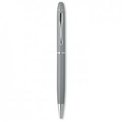 Aluminiowy długopis w tubie