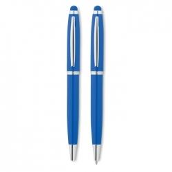 Zestaw: aluminiowy długopis z