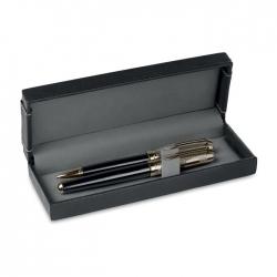 Długopis i cienkopis w opakowa