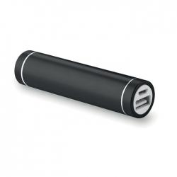 Powerbank w kształcie cylindra