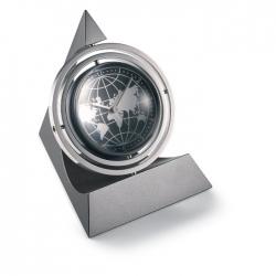Zegar biurkowy, obrotowy 360º