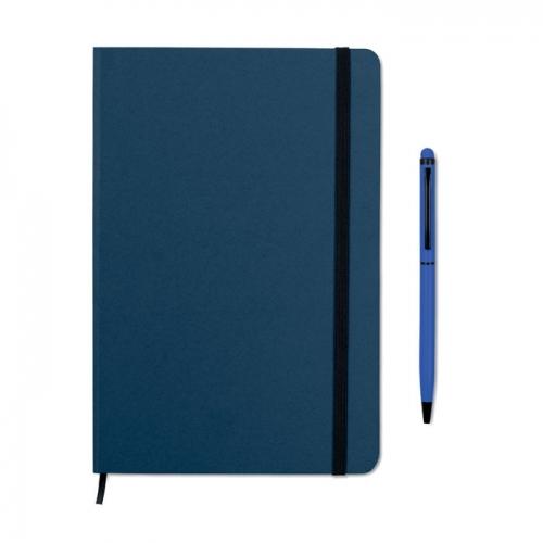 Zestaw notes z długopisem