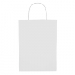 Paprierowa torebka ozdobna śre