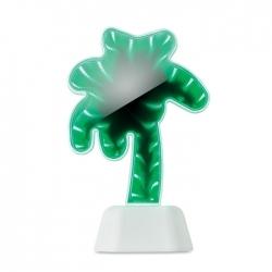 Lusterko led w kształcie palmy
