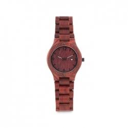 Zegarek drewniany na rękę