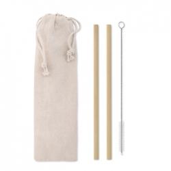 Słomka bambusowa