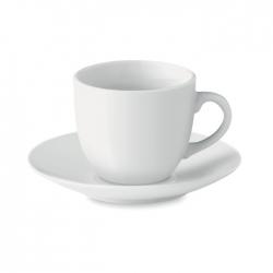Filiżanka i spodek do espresso