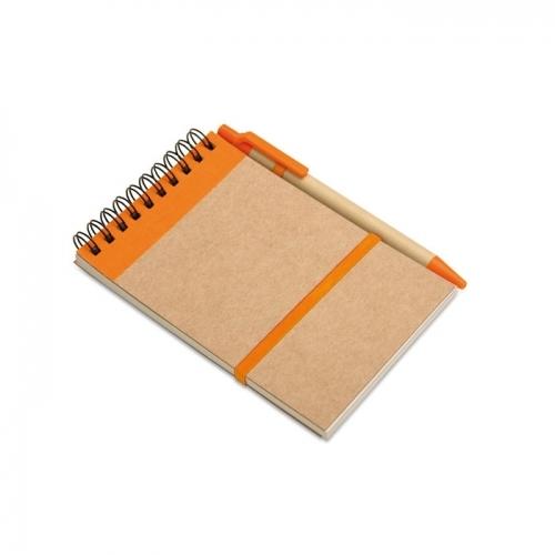Notes z długopisem 70 kartek