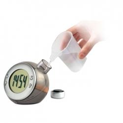 Wodny zegar biurkowy
