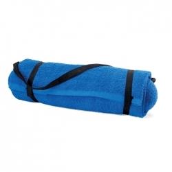 Ręcznik plażowy z poduszką