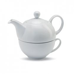 Zestaw do herbaty z dzbankiem