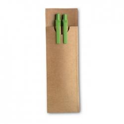 Kpl piśmienny z papieru