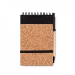 Korkowy notatnik a6