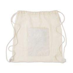 Bawełniany worek ze sznurkiem