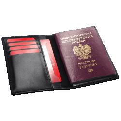 Etui na paszport RFID