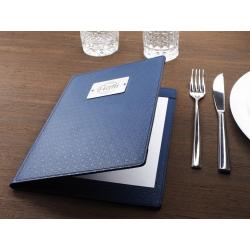 Karta menu Fine Dining