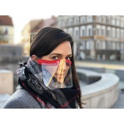 Maska - przyłbica KALIPSO