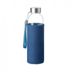 Szklana butelka w etui 500 ml