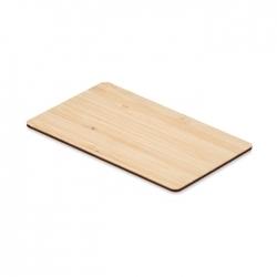 Karta rfid wykonana z bambusa