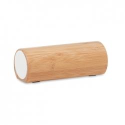 Bezprzewodowy głośnik, bambus