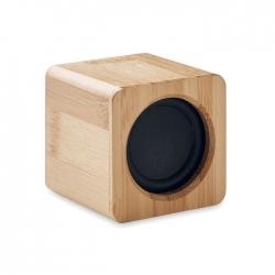 Głośnik bezprzewodowy, bambus