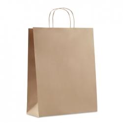Duża papierowa torba