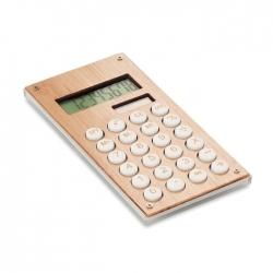 8-cyfrowy kalkulator bambusowy