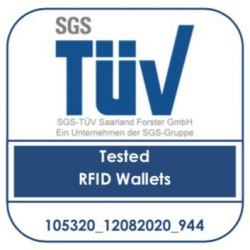 Portfel RFID YOGA 62526201