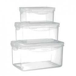 Zestaw 3 pudełek