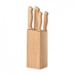 5-częściowy zestaw noży