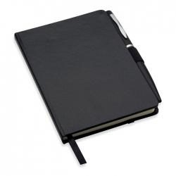 Notatnik formatu a6 z długopis