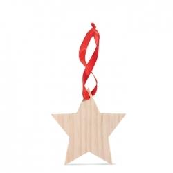 Zawieszka w kszatłcie gwiazdki