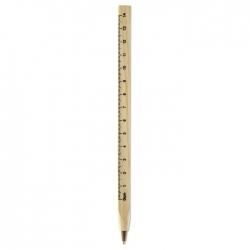 Długopis drewniany.