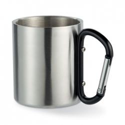 Metalowy kubek 220ml