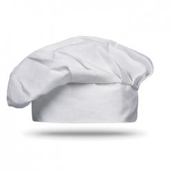 Bawełniana czapka szefa kuchni