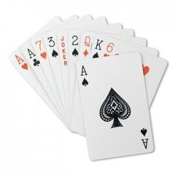 Karty do gry w pudełku