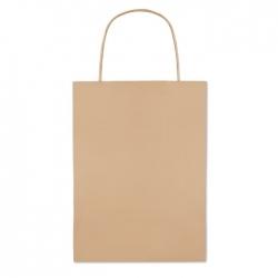 Paprierowa torebka ozdobna mał