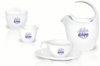 Zestaw SWAN COFFEE SET