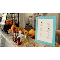 Passepartout menu