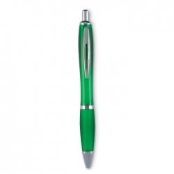 Długopis z miękkim uchwytem