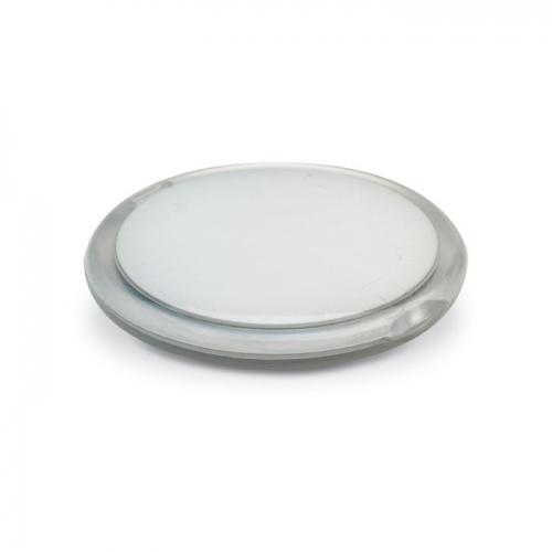 Okrągłe podwójne lusterko