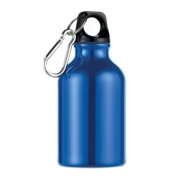 Butelka aluminiowa.