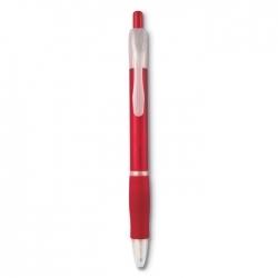 Długopis z gumą